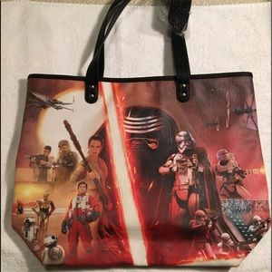 Loungefly Star Wars Tote